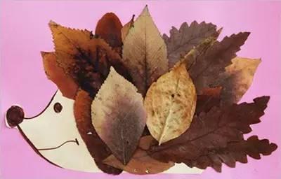 落葉跳舞   抓住秋天的尾巴。只需要這些奇思妙想 - 每日頭條