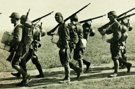 日本軍國主義洗腦下,為何他能公然抗命,帶部隊做逃兵? - 每日頭條