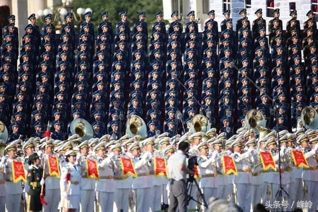 論閱兵,中國比起戰鬥民族只輸了這一點 - 每日頭條