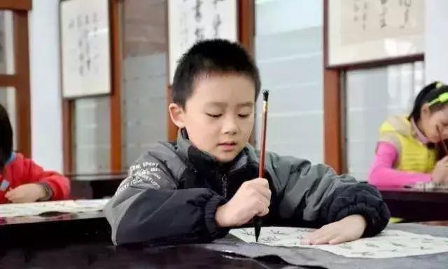 這16條關於小孩學書法的建議,句句良心話! - 每日頭條
