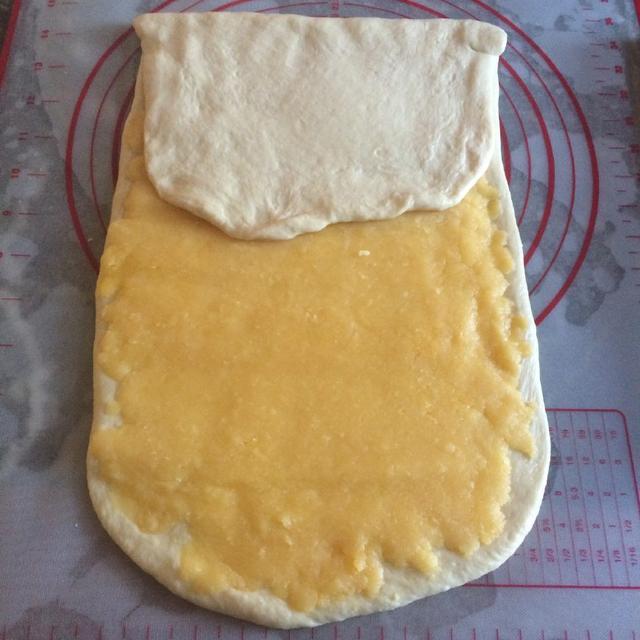 超詳細的奶黃麵包做法(湯種方) - 每日頭條