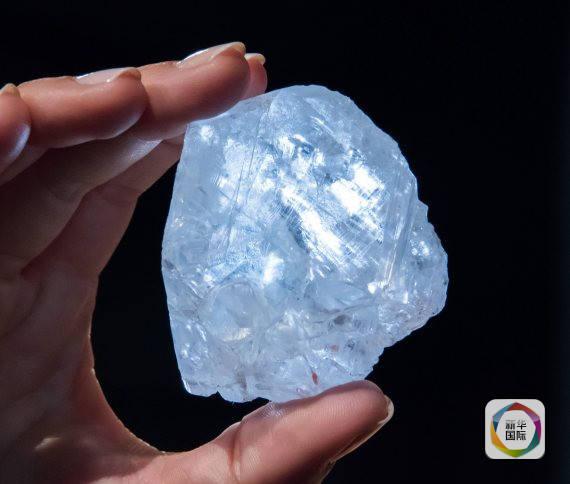 像網球那樣大!世界第二大鑽石原石流拍 - 每日頭條