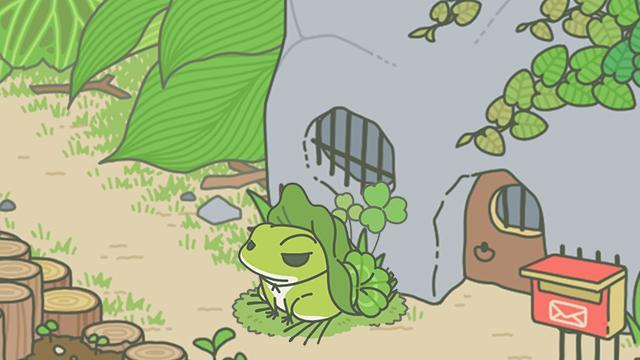 蛙爸,蛙媽們來看看,旅行青蛙里的那些食物!佛系養蛙也要吃的好 - 每日頭條