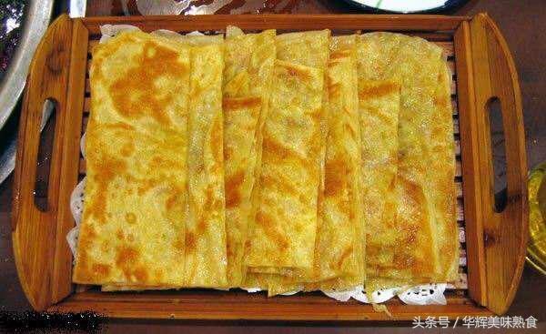 印度拋餅,印度飛餅的製作配方 - 每日頭條