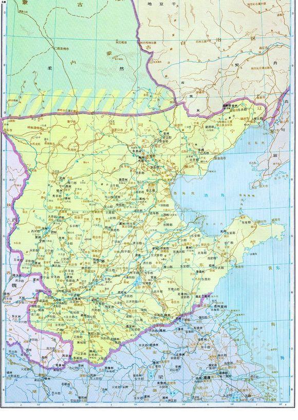 兩分鐘看歷史:魏晉南北朝地圖變遷 - 每日頭條