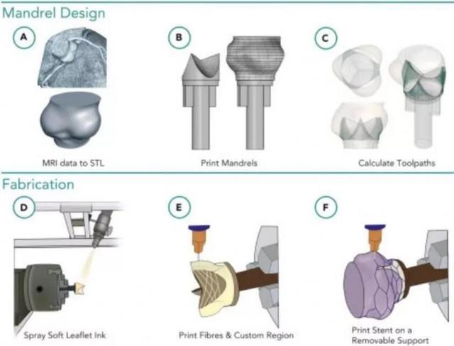 刊登於《Cell》子刊的3D列印仿生人工心臟瓣膜技術 - 每日頭條