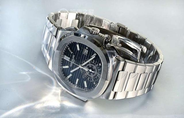 40年來 它越來越經典 百達翡麗鸚鵡螺系列40周年紀念腕錶 - 每日頭條