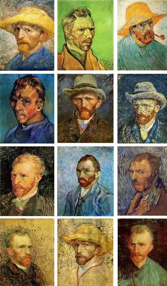 有「精神病」的藝術家,豈止梵谷一個?藝術家的通病難道是精神病 - 每日頭條