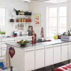Kitchen Wood Countertops Porcelanosa Cabinets 温馨厨房必备的木质台面坚固耐用又好看 每日头条 易信lofter 新浪微博腾讯空间人人网有道云笔记家居频道 查看图集