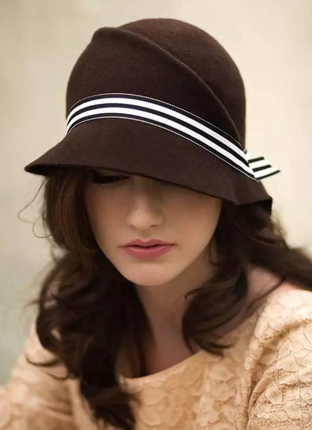你的臉型適合哪款帽子 - 每日頭條
