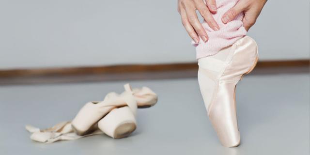 芭蕾舞者是怎麼把腳尖立起來的? - 每日頭條