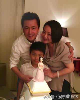 46歲華誼總裁王中磊的妻子王曉蓉近照 - 每日頭條