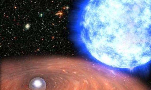 太空探索:天文學家第一次觀察到收縮的白矮星! - 每日頭條