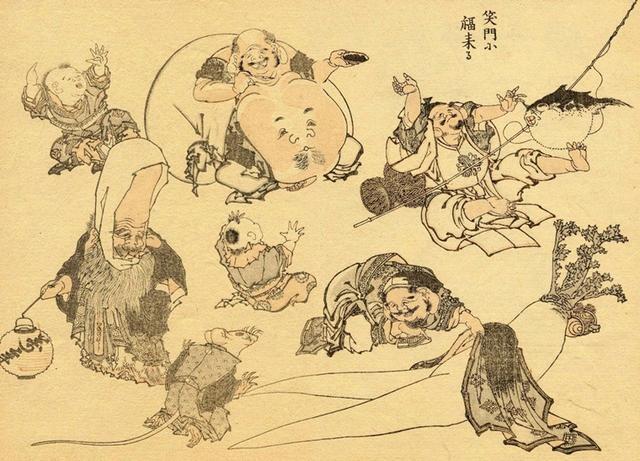 莫奈、梵谷都膜拜的日本畫家葛飾北齋是怎樣練成的? - 每日頭條