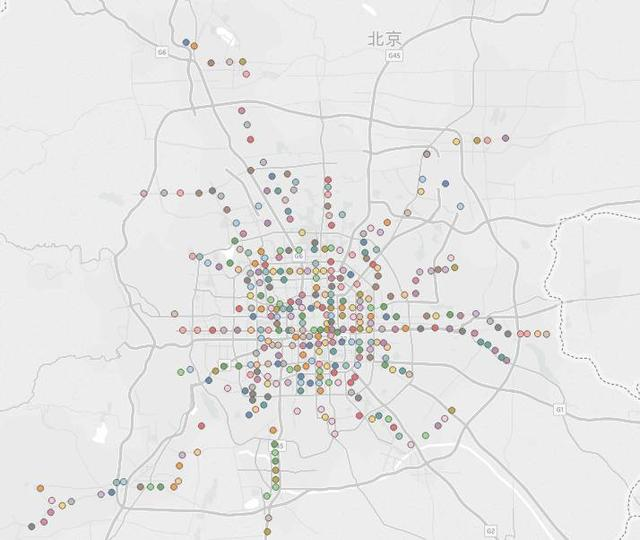 Tableau|最新版10.4已經支持直接在地圖上繪製道路 - 每日頭條