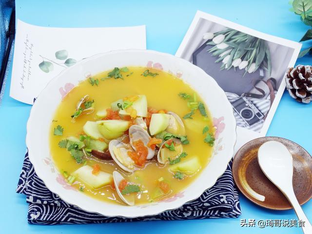 入秋最饞這口湯,酸鮮適口好解饞,兒子每周喝兩回,雷打不動 - 每日頭條