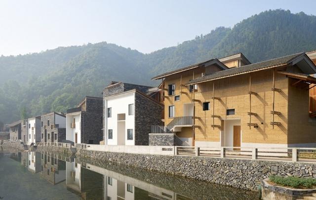 未來鄉村就應該是這樣 建築師王澍設計的示範小村莊—文村 - 每日頭條