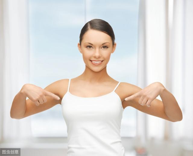 中醫按摩操有效護理胸部。讓女性遠離乳腺疾病 - 每日頭條