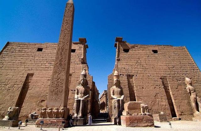 遍地神廟的埃及,神秘程度不輸古中國 - 每日頭條