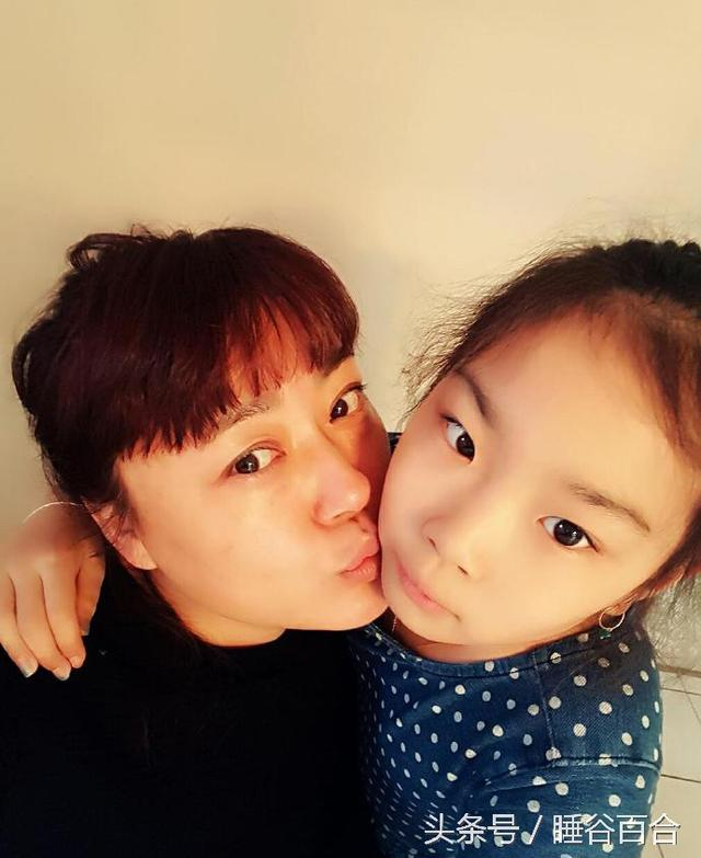 46歲胖姐李菁菁與老公張金華離婚後獨自一人帶女兒 - 每日頭條