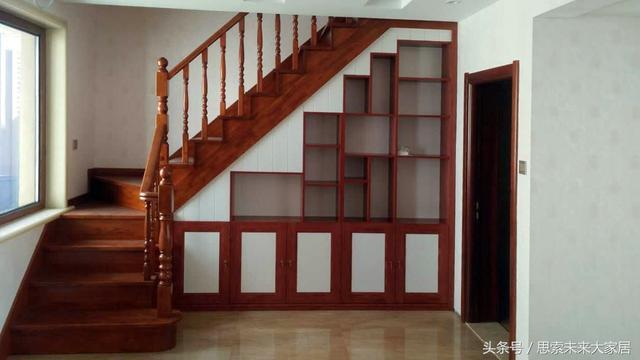 房價這麼貴。loft戶型的樓梯還不好好設計。那就等著後悔吧! - 每日頭條