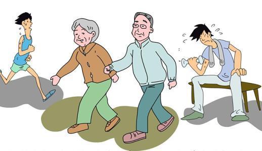 老人突然暈倒,可能是低血壓在作祟?出現這三個癥狀要注意! - 每日頭條