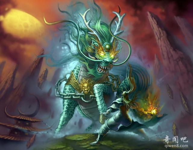 中國傳說中的動物 漢族神話傳說中的十大神獸 - 每日頭條