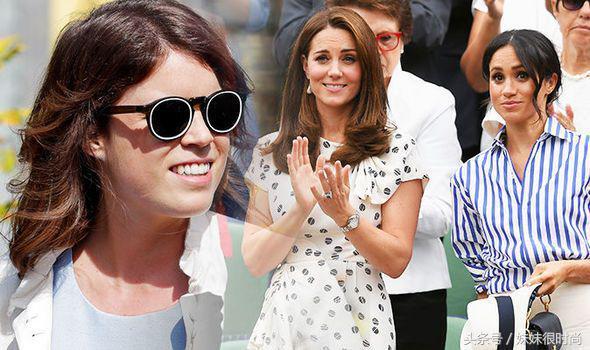 凱特王妃和梅根參加皇室婚禮時要戴帽子,保持低調別搶新娘風頭! - 每日頭條