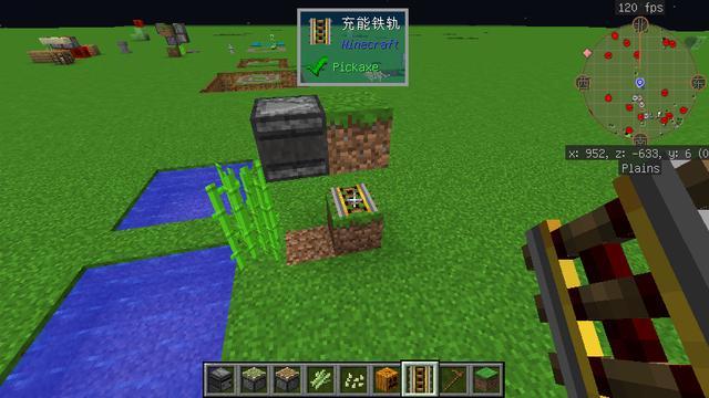 Minecraft偵測器超簡單全自動瓜機甘蔗機 - 每日頭條