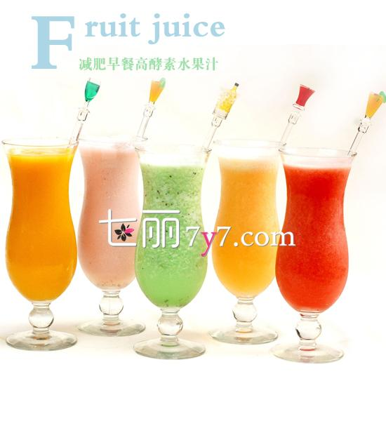 減肥水果汁早餐食譜 高酵素鮮榨汁還原輕盈體態 - 每日頭條