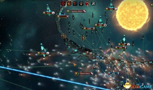 探索無盡宇宙 太空策略遊戲《群星》迎來1.9更新 - 每日頭條