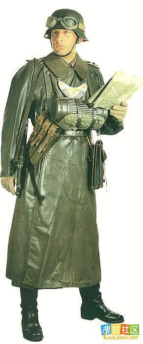 二戰德軍服裝欣賞 - 每日頭條