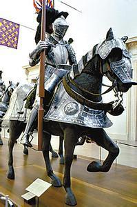 中世紀的歐洲騎士制度:影響歐洲走向的軍事文化(1) - 每日頭條