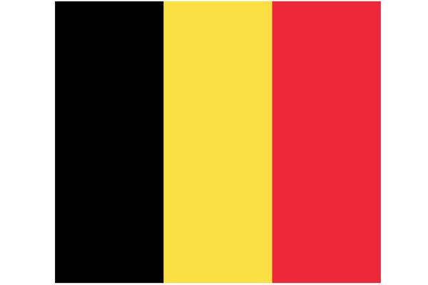 比利時國旗--具有莊重,紅三條豎條組成的三色旗;三條垂直的設計取自法國國旗,法語:Drapeau de la Belgique,旗面從左到右由黑,財富和生命的色彩的國旗 - 每日頭條