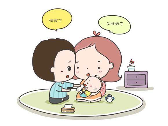 「拍嗝指南」吐奶,拍嗝,餵奶姿勢,爸爸媽媽要知道 - 每日頭條