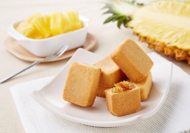 臺灣美食:鳳梨酥,非常好吃,值得嘗試! - 每日頭條