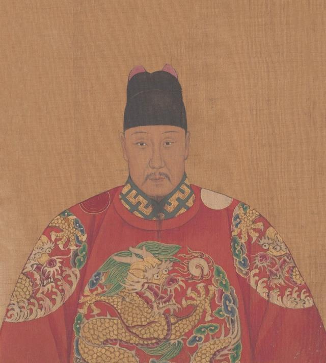 一組明朝皇帝的真實畫像,從朱元璋到崇禎,16位皇帝全在這裡 - 每日頭條