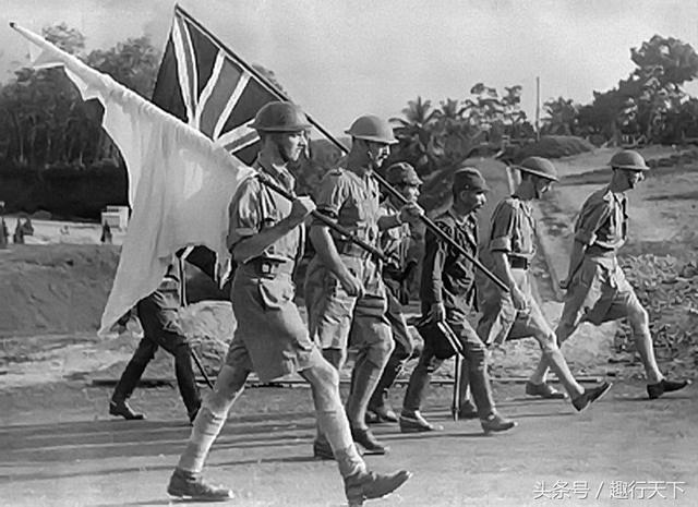 二戰新加坡之戰。英軍遭受歷史上最慘重的失敗。大炮成了擺設。士兵臨陣脫逃 - 每日頭條