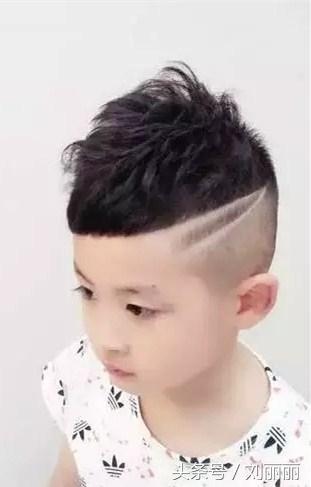 屬於小男孩的超帥寶寶髮型,欠你兒子的髮型請補上 - 每日頭條