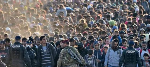 歐盟有沒有義務「收留」來自中東地區的難民? - 每日頭條
