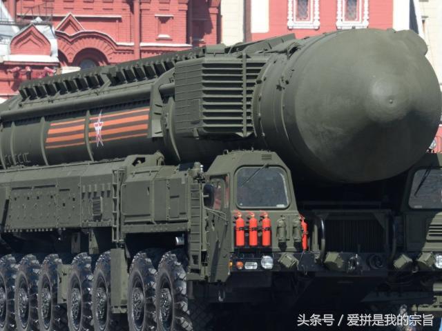 全球最強洲際飛彈出世,射程破兩萬公里,一次能攜帶15枚氫彈 - 每日頭條