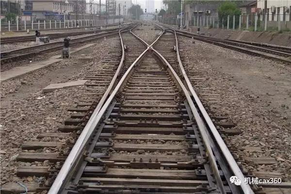 你知道火車是怎麼變軌的嗎? - 每日頭條