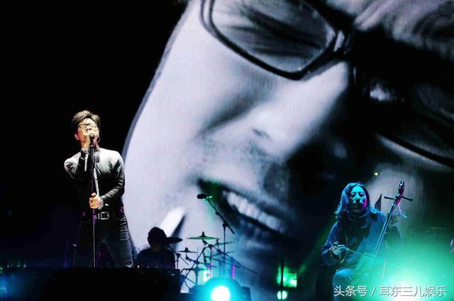 華語樂壇十大影響力的歌手,張學友第四,張國榮第三,黃家駒第二 - 每日頭條