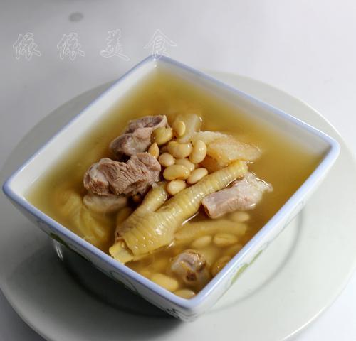 雞爪煲湯 雞爪煲湯的幾種家常做法 - 每日頭條