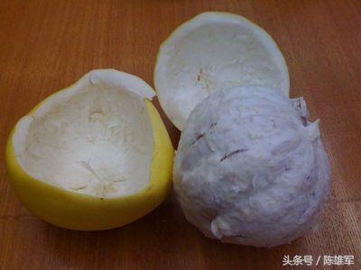 柚子很多人都愛吃。但是剝開的柚子怎麼保存你真正掌握了嗎? - 每日頭條