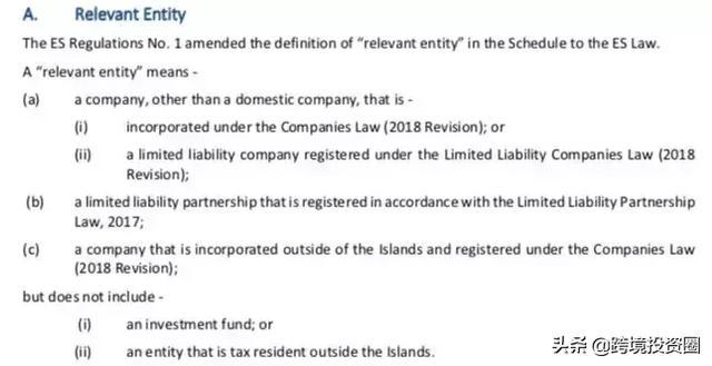 經濟實質法7月施行,離岸基金,離岸信託,VIE及紅籌架構如何應對 - 每日頭條