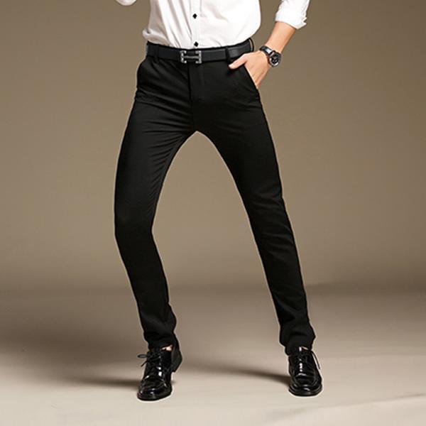 秋冬連黑色小腳褲都不會穿,怪不得沒別人時尚修身 - 每日頭條