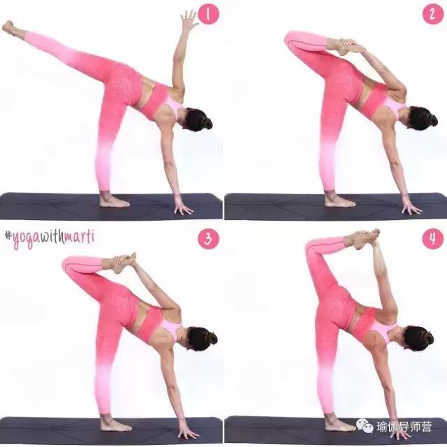 10個高難度瑜伽動作挑戰,你能做幾個(內附詳細步驟) - 每日頭條