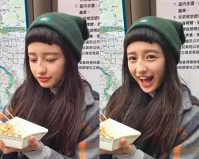 今年冬季流行的4款女生劉海,撩漢滿分~ - 每日頭條