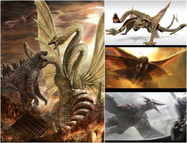 《環太平洋2》《巨齒鯊》《侏羅紀世界2》今年大片中怪獸誰最強悍 - 每日頭條